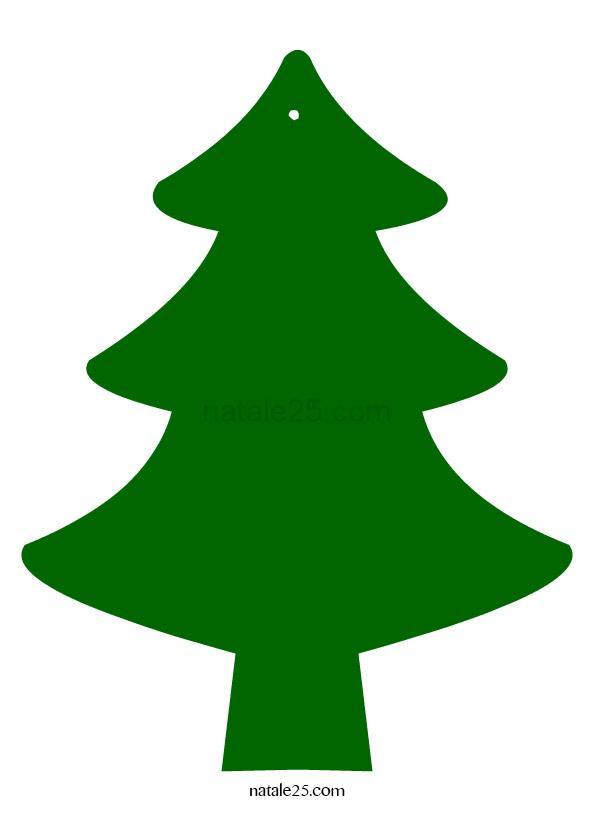 Albero di Natale da appendere
