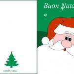 Biglietti di Natale – Babbo Natale