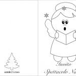 Invito recita di Natale