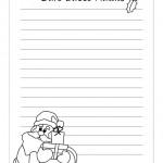 Letterina di Natale con Babbo Natale