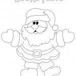 Buone Feste – Babbo Natale