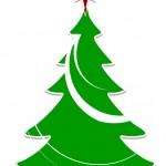 Clip Art Albero di Natale