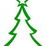 Albero di Natale per decorazioni