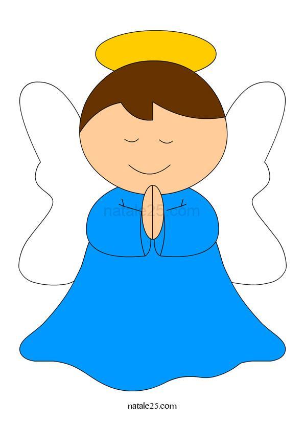 Angioletto che prega