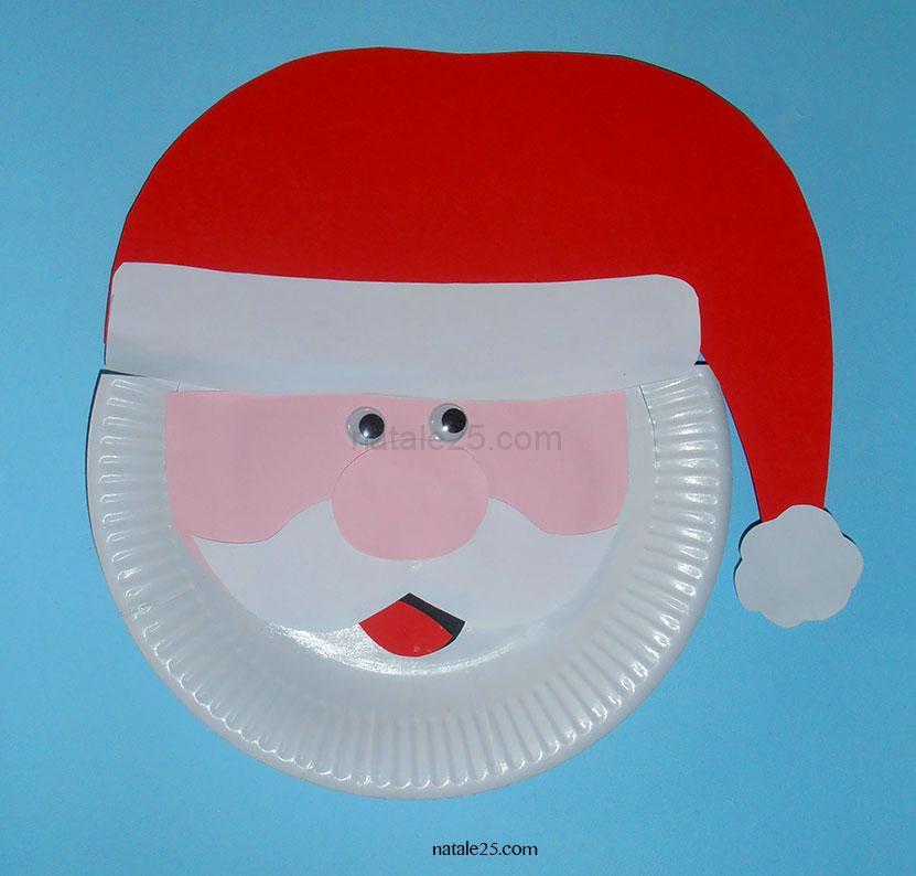 Babbo Natale Lavoretti.Natale 25 Babbo Natale Lavoretti Bambini12 Letterine Biglietti