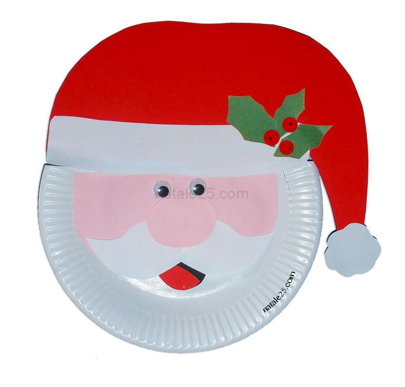 Lavoretti Di Carta Natale Bambini.Lavoretto Natalizio Per La Scuola Dell Infanzia Natale 25