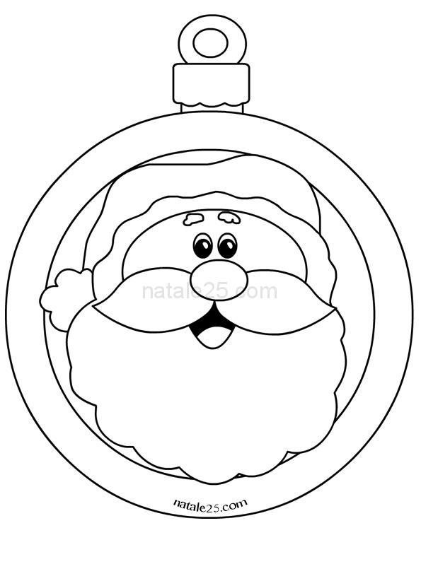 Disegni Di Palline Di Natale.Disegni Palle Di Natale Santantonioposta