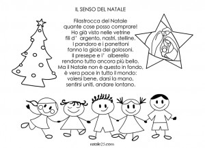 Poesie Di Natale Sulla Pace.Poesie Natale Il Senso Del Natale Natale 25