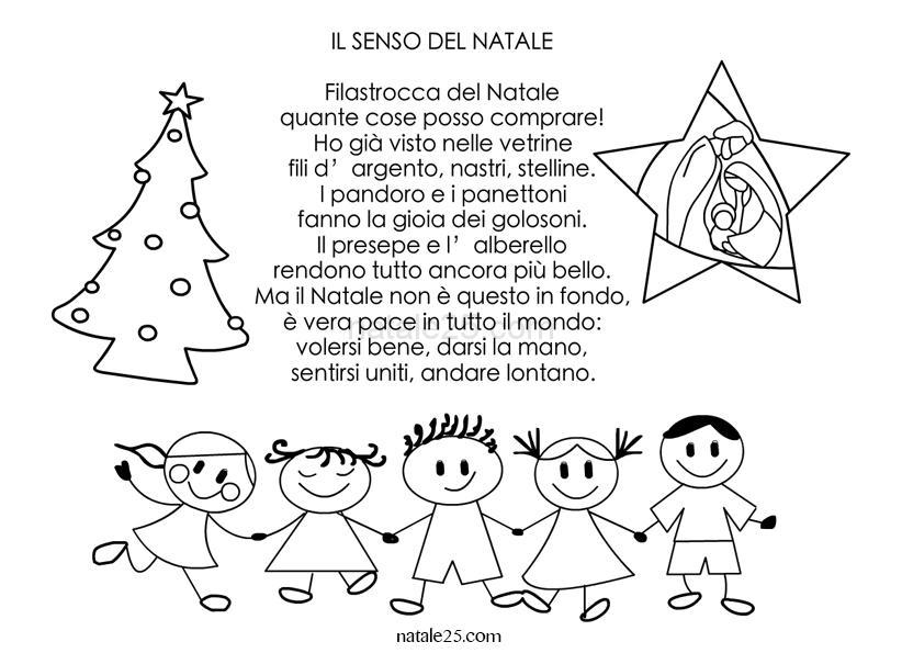 Poesie Di Natale Infanzia.Poesie Natale Il Senso Del Natale Natale 25