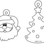 Disegni di Natale per addobbi