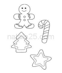 Disegni di Natale   Natale 25