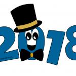 Anno 2018 Immagine a colori