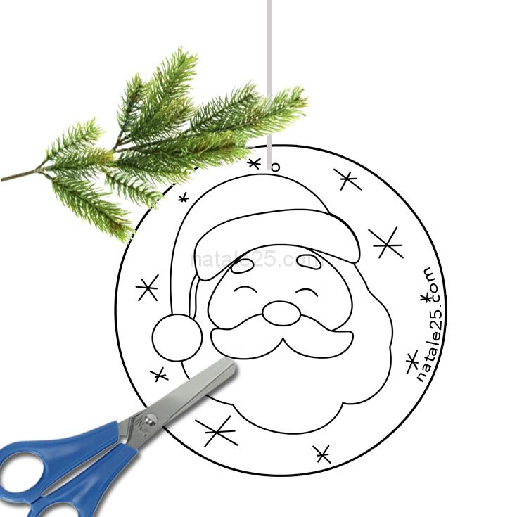 Decorazioni Natalizie Da Appendere Natale 25