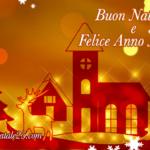 Auguri di Buon Natale e Felice Anno Nuovo 2019