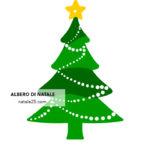 Albero di Natale con ornamenti